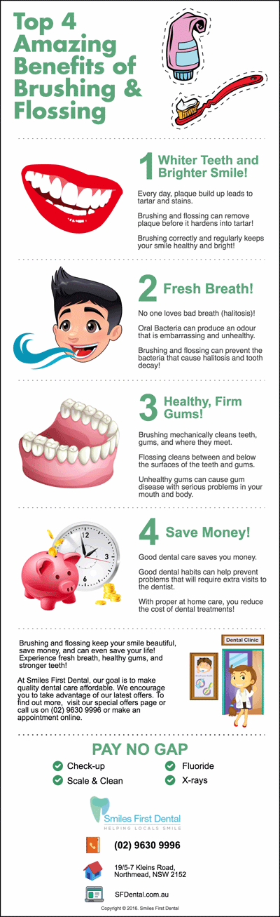 northmead-dentist-tips-top-4-amazing-benefits-of-brushing-flossing