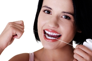 Daily Flossing Can Give You A Brighter Smile