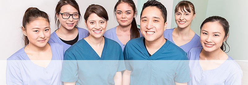 Smiles First Dental Team Photo Dentist Northmead