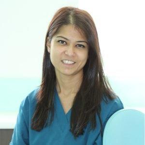 Dr Shweta Gulvady