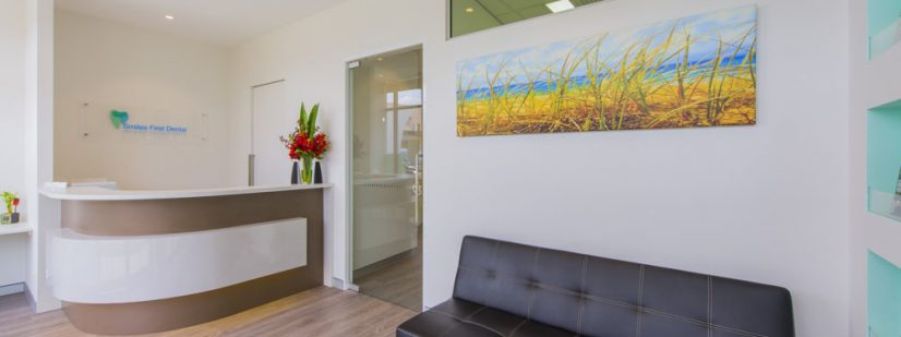 Smiles First Dental Reception Area Dentist Northmead