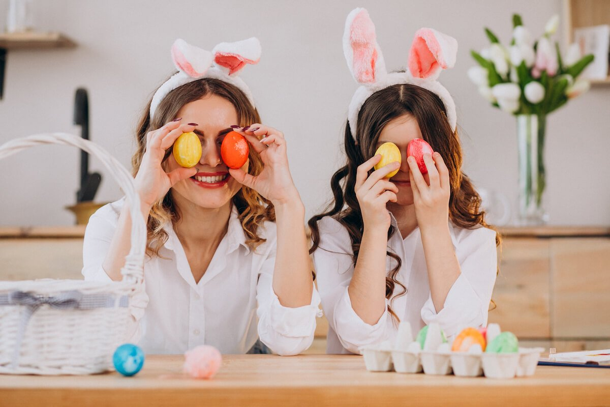 Top 8 Ideas for Easter at Home from Smiles First Dental